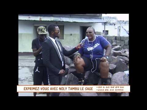 Noly Tambu à Kin : Kissi Ndjora Asengeli  Mosaka  Pardon  Chez  Koffi  Olomide video