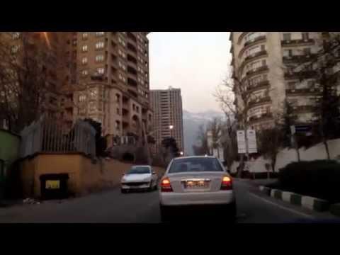 خیابان های شمیران - تهران - ایران ، Shemiran streets , Tehran, Iran