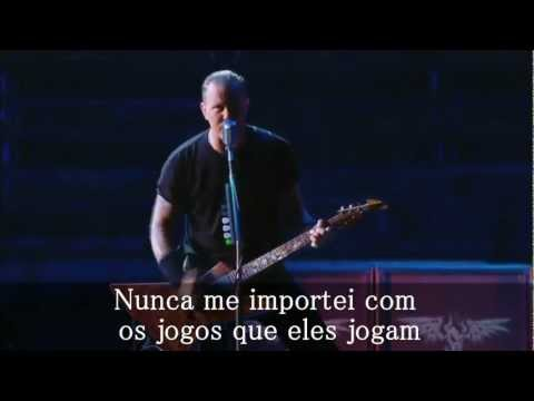 Metallica - Nothing Else Matters (legendado) Hd video