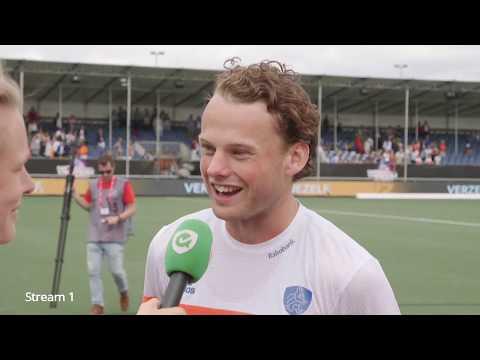 Nederland - België I Bob de Voogd & Seve van Ass