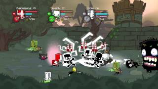 Castle Crashers [Co-op] #7 - Большая кукуруза