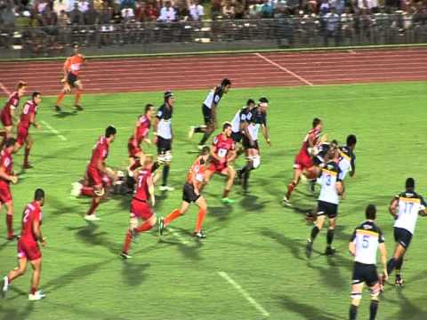 Reds v Brumbies Pre-season Trial Highlights