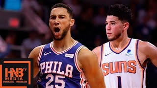 Phoenix Suns vs Philadelphia Sixers - Full Game Highlights | November 4, 2019-20 NBA Season