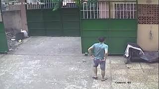 Trộm xe máy 2018