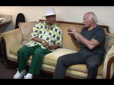 Marshall Thompson tells Tom the history of The Chi-Lites