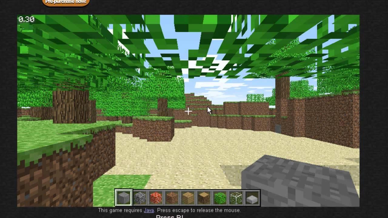 ich will minecraft spielen