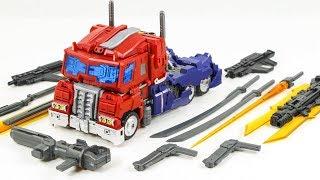 Transformers Legendary Toys LT-03 KO Stryker Manus Optimus Prime Truck Vehicle Car Robot Toy