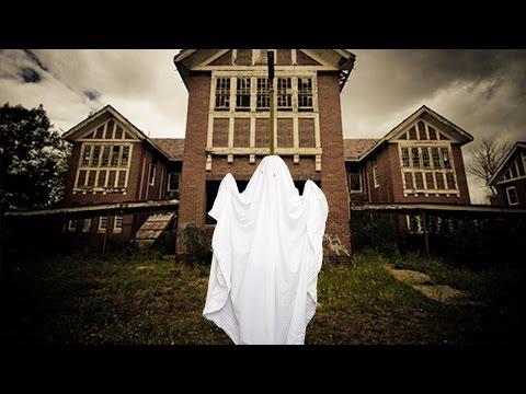 Ghost Captured On Camera At Abandoned Insane Asylum video