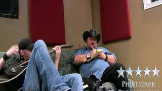 Brantley Gilbert & Colt Ford Making of Dirt Road Anthem DjKo