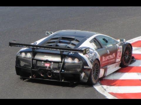 Lamborghini Murcielago LP670 4 R SV Sound Flybys