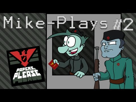 Papers, Please Review | TouchArcade