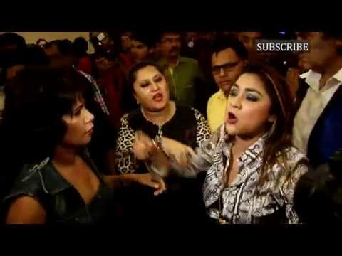 Rakhi Sawant's friend slap Mumbai Can Dance Sala film director Sachindar Sharma (Full Video)