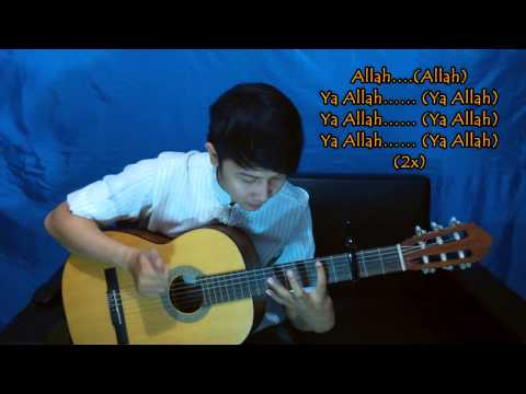 (habib Syech) Sholatun Bissalamil Mubin - Nathan Fingerstyle video