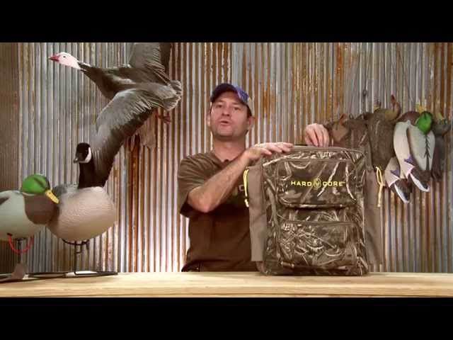 Hard Core Spinning Wing Decoy Bag