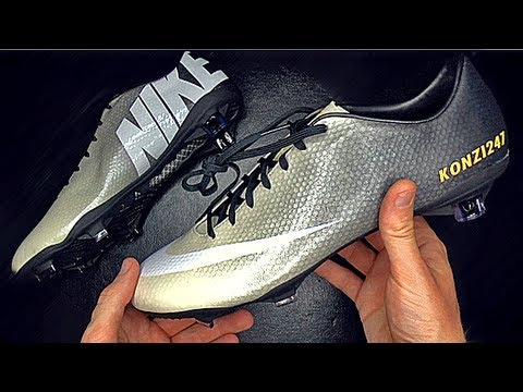 Nike Mercurial Vapor 9 ID Boots Unboxing | freekickerz