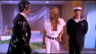 Porn movie Stormy seducing her guard