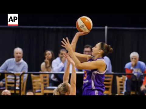 AP Talking Hoops: Diana Taurasi's Tips to Become Clutch Shooter