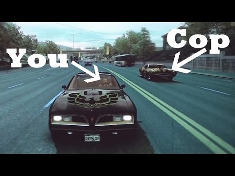 Driver San Francisco- Cheat/ Glitch- 1970 Dodge Challenger Cop Car