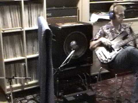 Earl Palmer In The Studio With Deke Dickerson