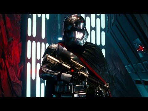 The Force Awakens: Gwendoline Christie on Captain Phasma Being Star Wars' First Female Villain