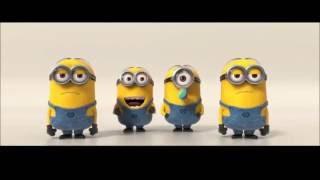 Minions sing Indian National Anthem Jana Gana Mana...