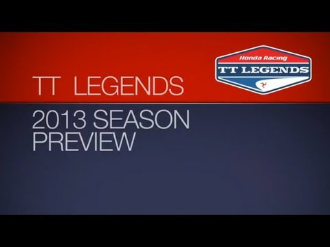 Honda TT Legends: 2013 Season Preview