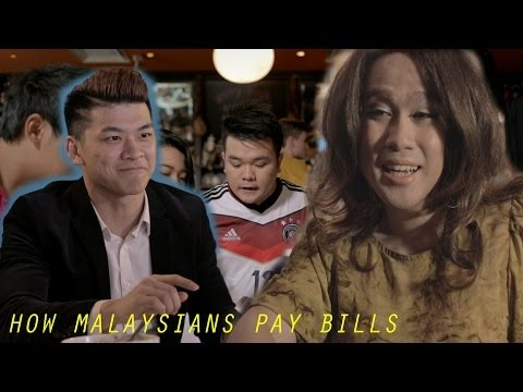 How Malaysians Pay Bills