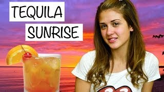 Ricetta Cocktail - Tequila Sunrise