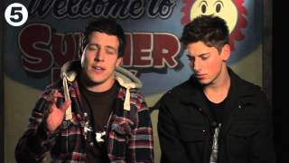 Home and Away: Storyline chat - Steve Peacocke and Lincoln Younes (Part 1)