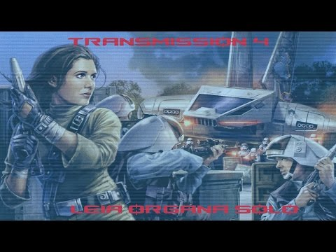Bio: Leia Organa Solo *Legends* | Manda-LORE