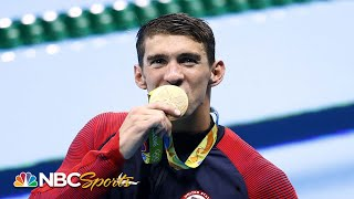 Michael Phelps: The ultimate compilation of all 23 gold medals   NBC Sports