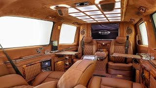 Mercedes Benz V Class VIP Design VVD1011 by TRIMO