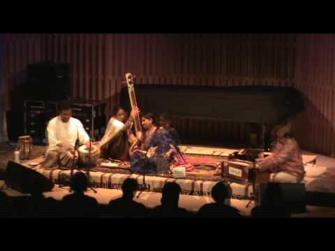 Raga Puriya Kalyan - Kaushiki Chakraborty - Vocal Shahbaz Hussain...