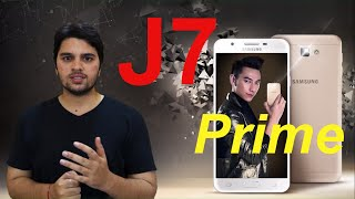 [ Hindi-हिन्दी ] Samsung Galaxy J7 Prime  | Specifications & Features