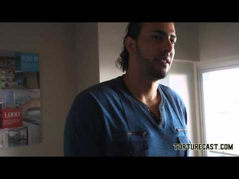 Interview with San Francisco Giants outfielder Michael Morse