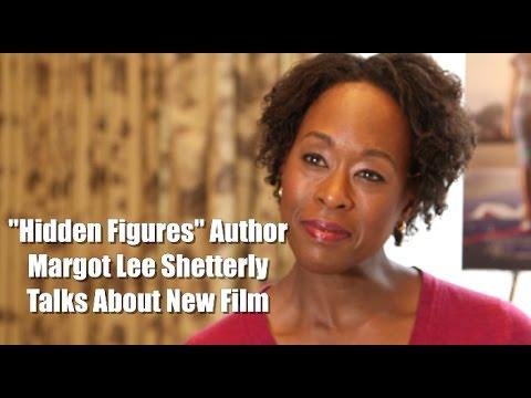 """Hidden Figures"" author Margot Lee Shetterly talks about new film."