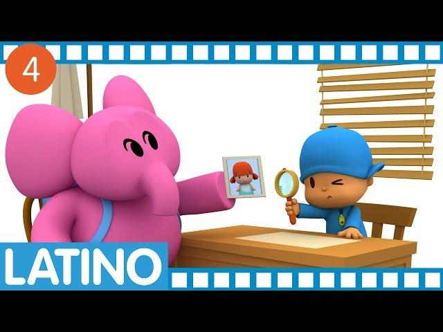 Pocoyó en español para América Latina - Temporada 01 Ep.13-16