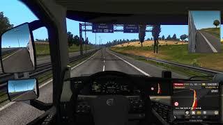 Euro Truck Simulator 2 Multiplayer Live