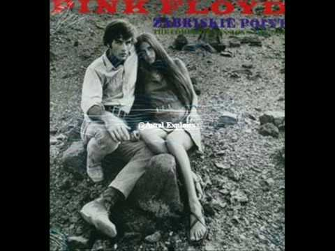 Pink Floyd - Blues Scene (from the soundtrack of Zabriskie Point Session) (1969)