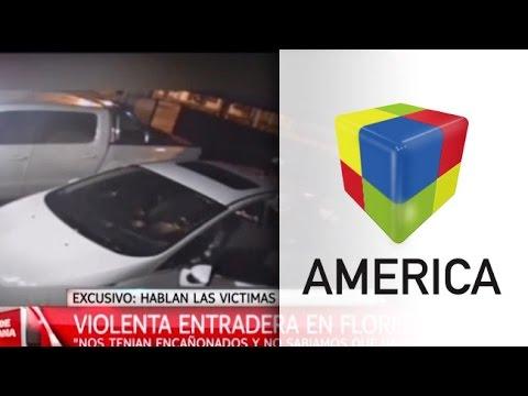 Entradera en Florida: querían su auto y al final no se llevaron nada
