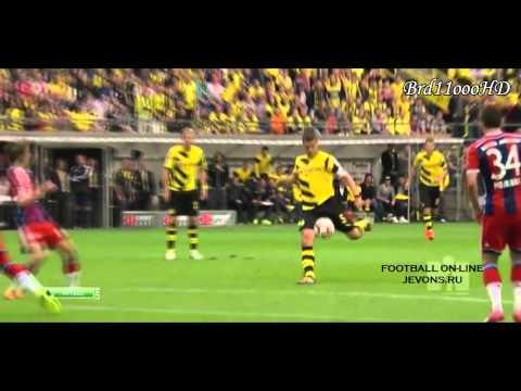 Borussia Dortmund vs Bayern Munich 2-0 Highlights || German Super Cup || 2014 || HD