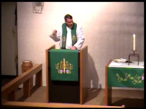 9-21-14 Good Shepherd Lutheran Church Service - 09/23/2014