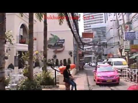 Sukhumvit road, Soi 5, Soi Arab, Soi 3 /1, Nana, Bangkok, Thailand.  ( 4 )