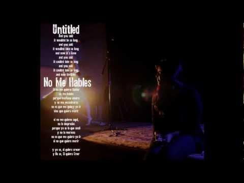 The Paranoias - No Me Hables