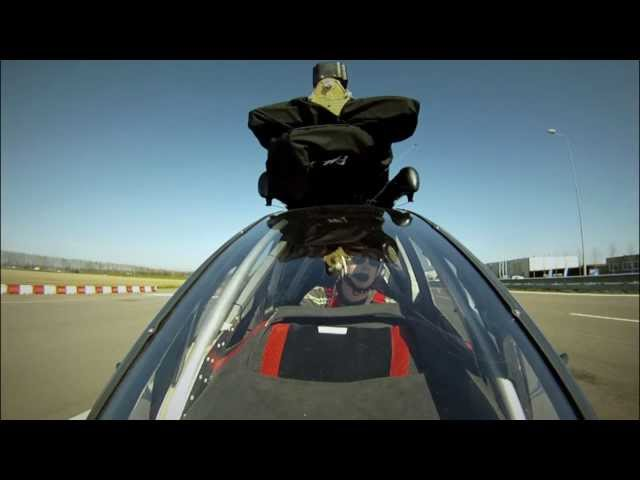 PAL-V Flying Car - the driving experience