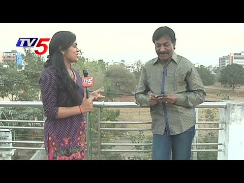 TV Artist G.S Hari Sharing Experience with TV5 : TV5 News