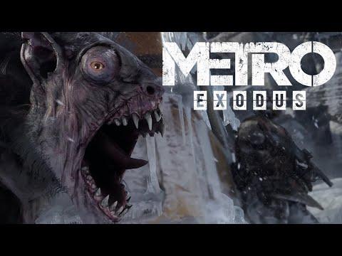 Metro: Exodus - Game Awards 2017 Trailer
