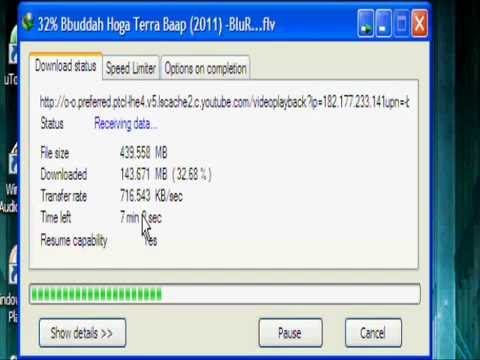 PCTL 6MB Speed upto 1MB Downloading...!!!