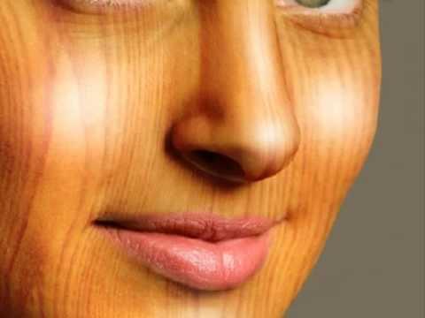 Лучшие видеоуроки фотошоп - Металлический текст с 3D. анимированные открытк