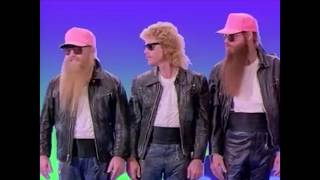 Клип ZZ Top - Velcro Fly